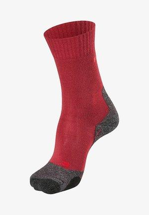 TK2 - Sports socks - cassis
