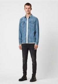 AllSaints - DARFIELD - Shirt - blue - 1