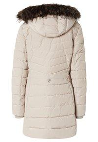 TOM TAILOR - MIT KAPUZE - Winter coat - silver grey - 1