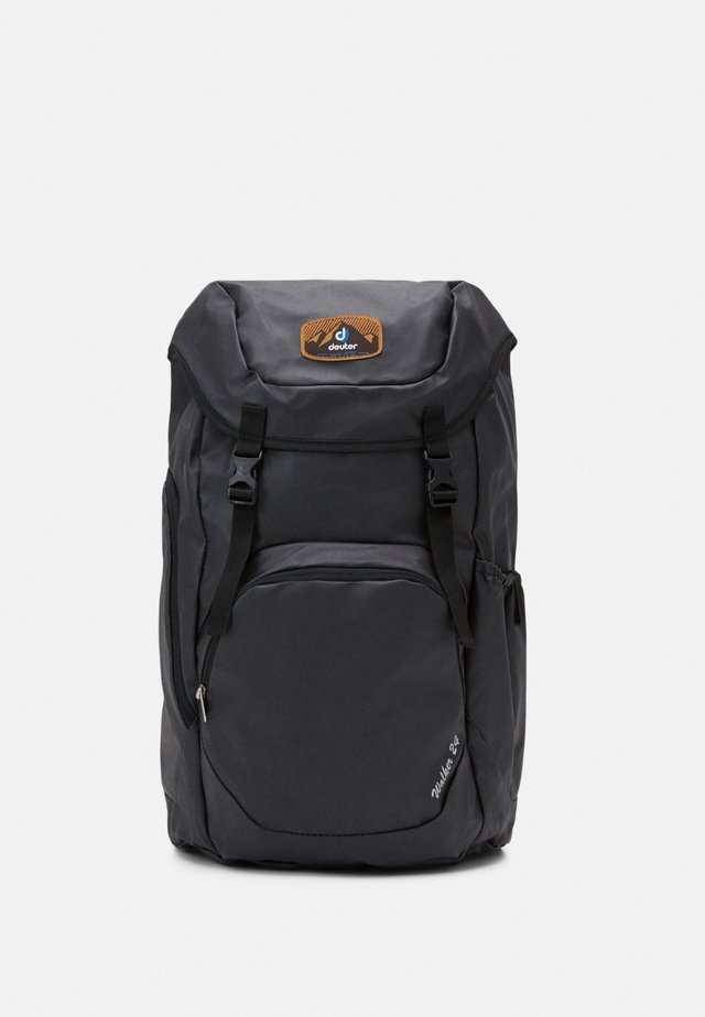 WALKER UNISEX - Hiking rucksack - black
