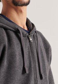 Superdry - Zip-up sweatshirt - charcoal marl - 1