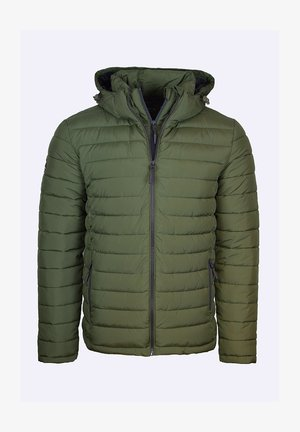 Winter jacket - army khaki