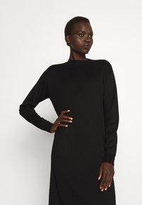 WEEKEND MaxMara - BONBON - Jumper dress - black - 3
