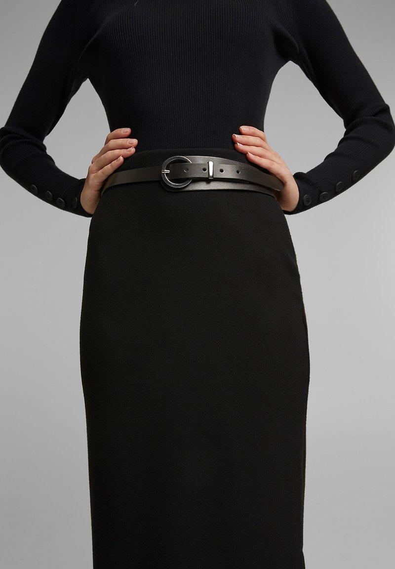 Esprit - Waist belt - black