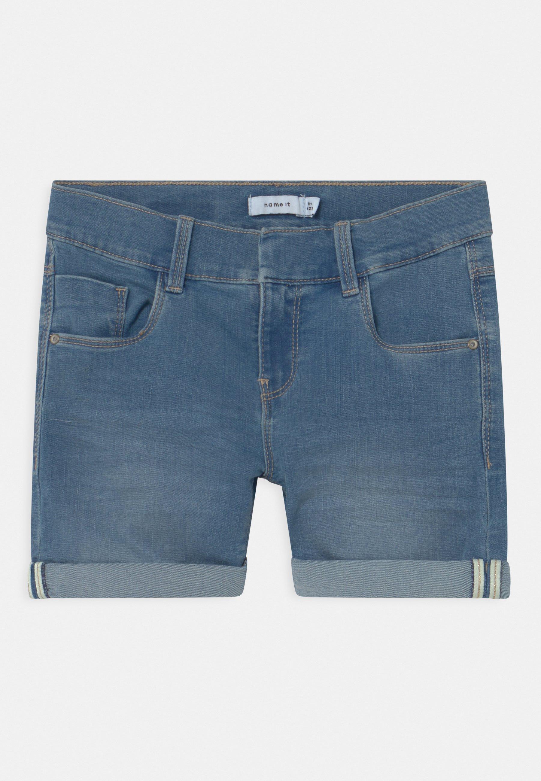 Kids NKFSALLI - Denim shorts
