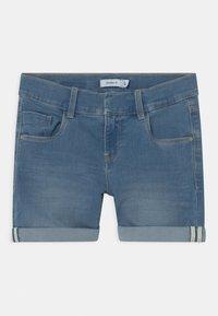 Name it - NKFSALLI - Jeans Short / cowboy shorts - medium blue denim - 0