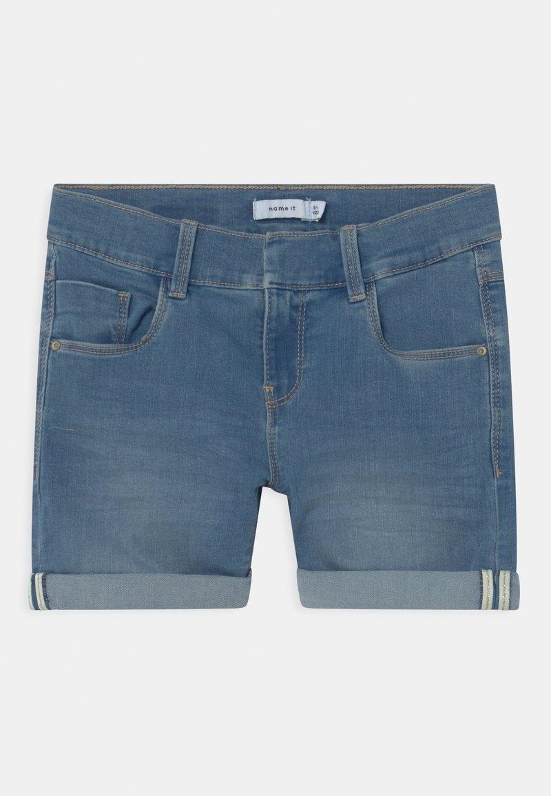Name it - NKFSALLI - Jeans Short / cowboy shorts - medium blue denim