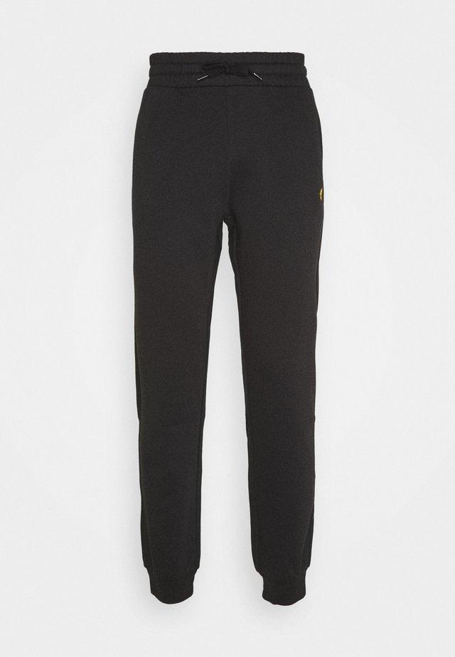 BIRD EMBRO  JOGGERS - Pantaloni sportivi - black