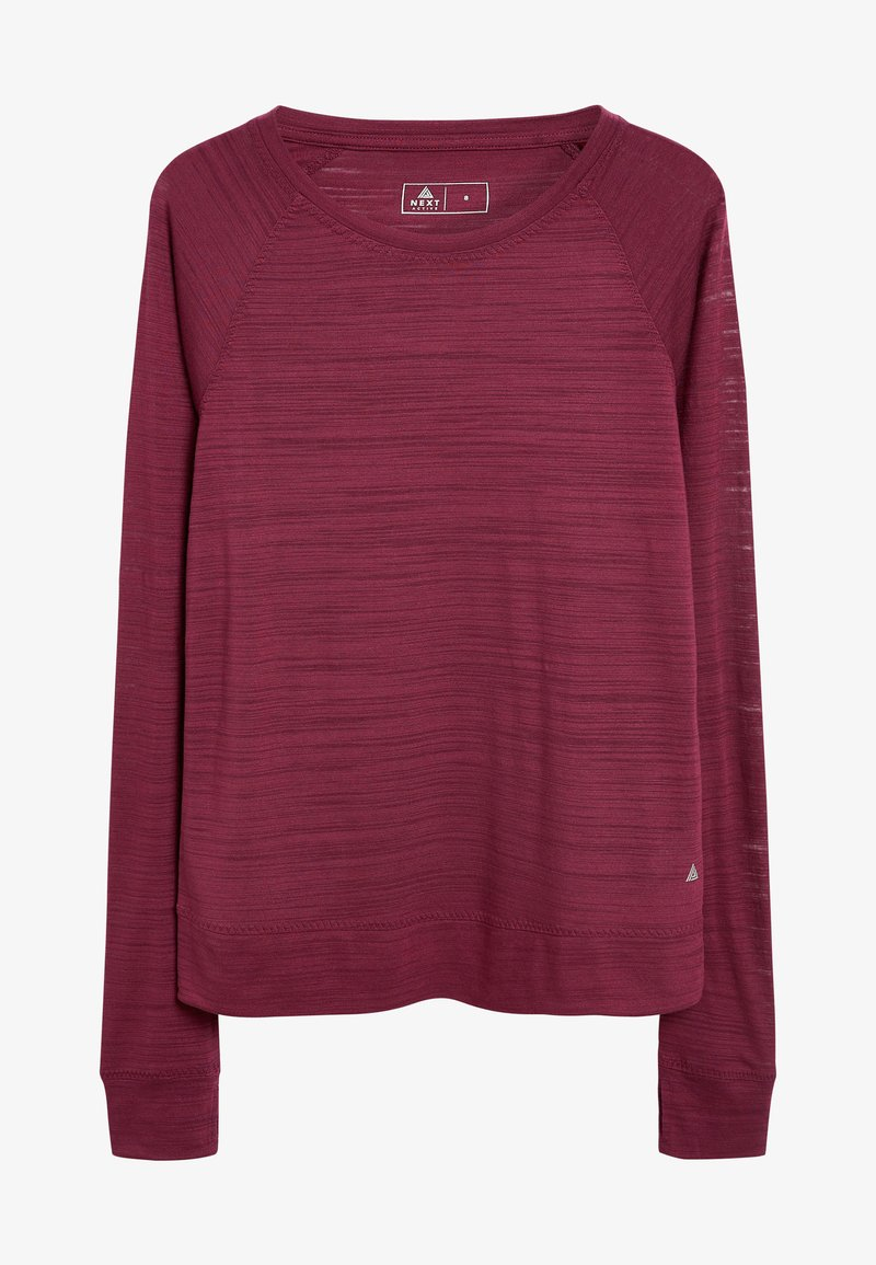 Next - Long sleeved top - berry