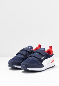 Puma - R78 - Sneakers laag - peacoat/white/gray violet - 3