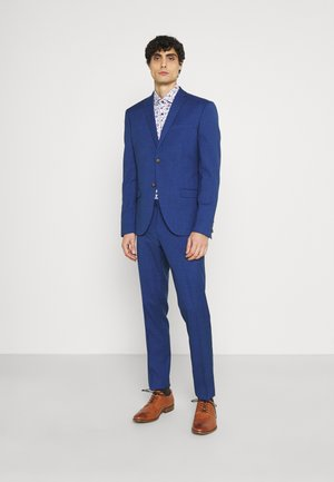 PLAIN SUIT - Suit - blue