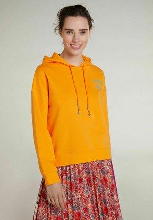 SWEATSHIRT - Hoodie - flame orange