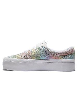 Sneakersy niskie - white/rainbow