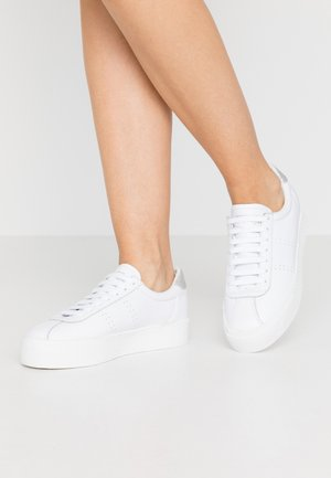 2854 CLUB 3  - Sneakers laag - white/grey/silver
