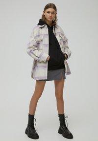 PULL&BEAR - Light jacket - mauve - 1