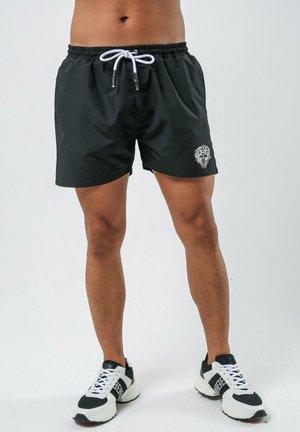 ROAR-HEAD SWIM SHORT - Swimming shorts - black