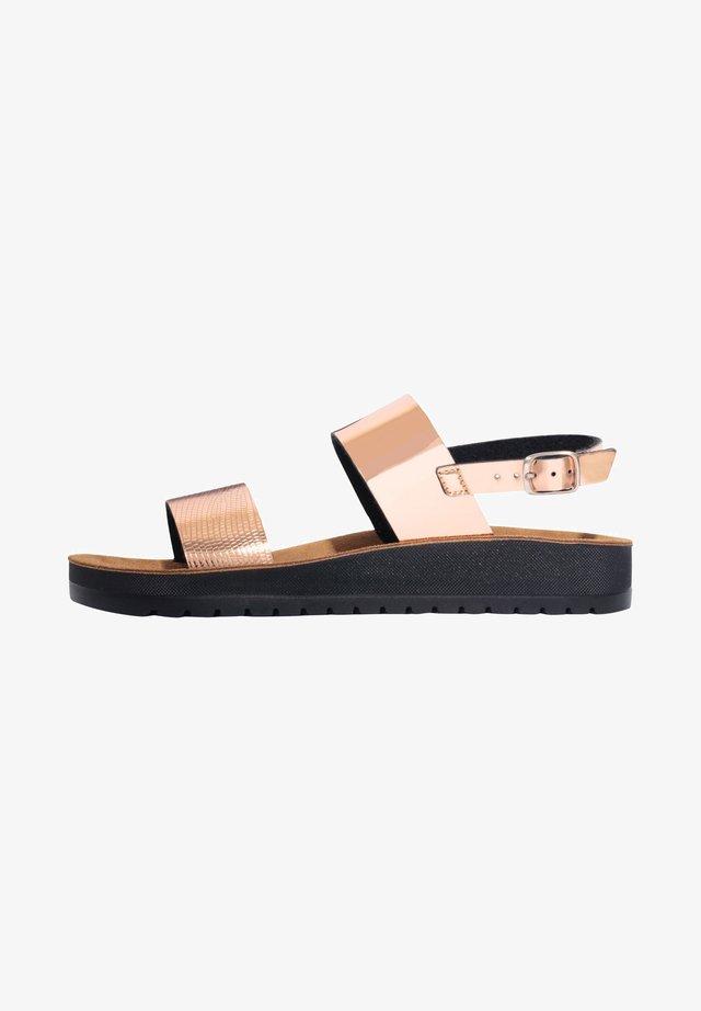 CYNTHIA - Sandals - rosa gold