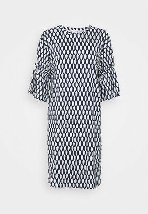 GEODESIA PIKKU SUOMU DRESS - Jersey dress - dark blue