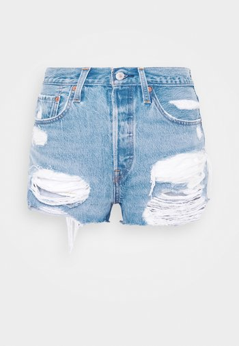 501® ORIGINAL - Denim shorts - luxor anubis