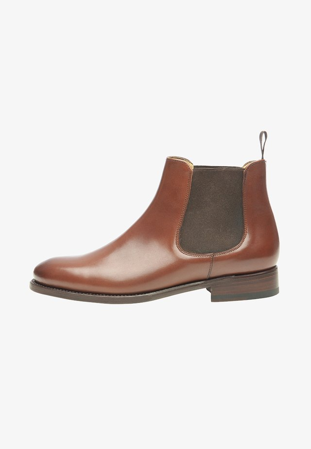 NO. 210 - Classic ankle boots - dark brown