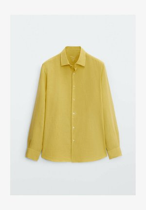 Shirt - neon yellow