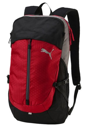 APEX - Rucksack - ribbon red-steel gray