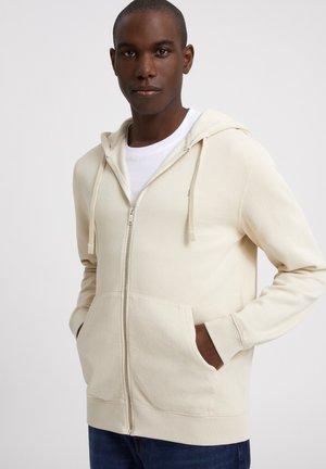 ZAAC - Sweater met rits - light linen