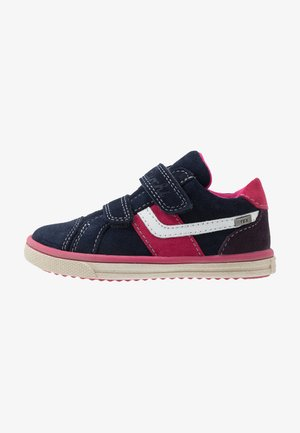 MINO-TEX - Sneakersy niskie - navy/pink