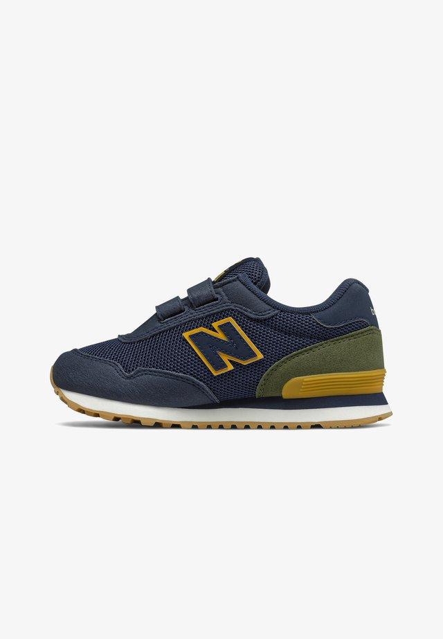 Sneakers basse - natural indigo/varsity gold