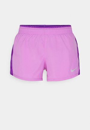 10K SHORT - Sports shorts - fuchsia glow/wild berry/wolf grey