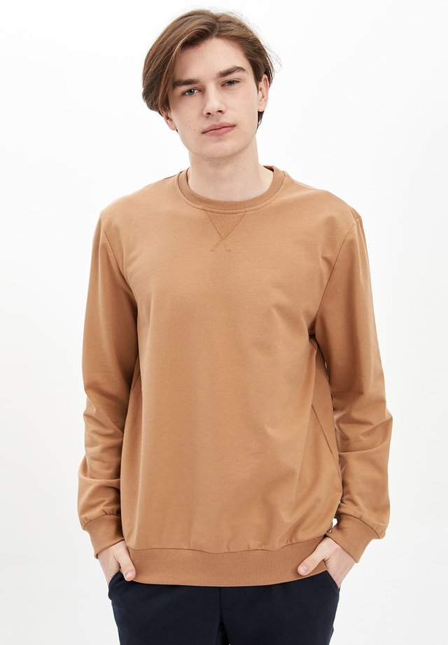 Sudadera - brown