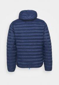 Champion - HOODED JACKET - Training jacket - blue - 6