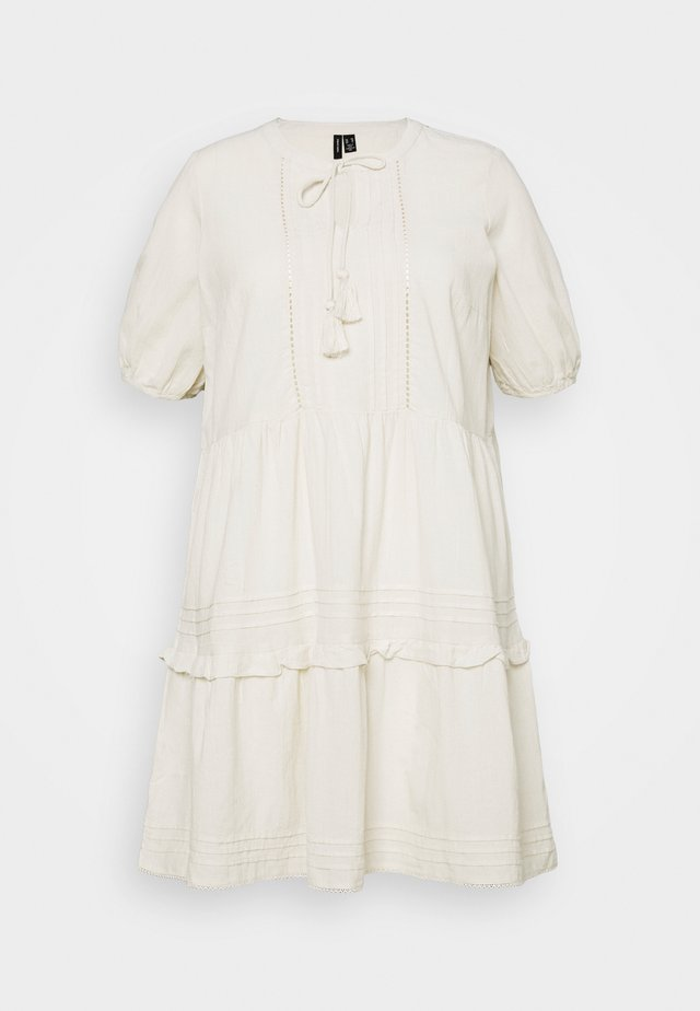 VMIBIA SHORT DRESS - Korte jurk - birch