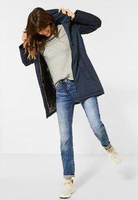 Cecil - SPORTIVE - Winter coat - blau - 1