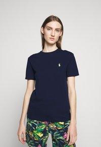 Polo Ralph Lauren - Basic T-shirt - dark blue - 3