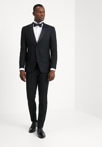 SMOKING - Kostym - black