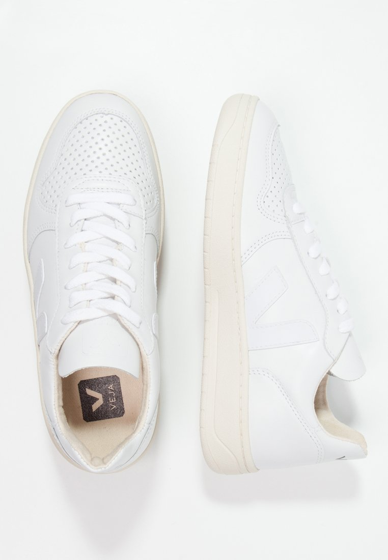 Veja V-10 - Joggesko Extra White/hvit
