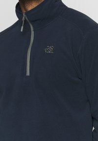 The North Face - GLACIER 1/4 ZIP - Fleecová mikina - urban navy - 4