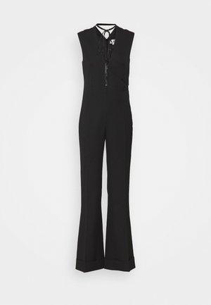 TUXEDO - Jumpsuit - black