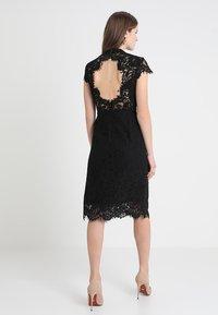 IVY & OAK - DRESS - Cocktail dress / Party dress - black - 2