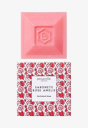 SOAP 100G - Soap bar - rose amélie