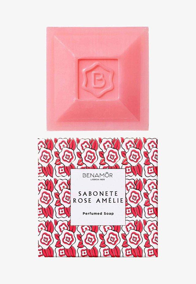 SOAP 100G - Zeep - rose amélie