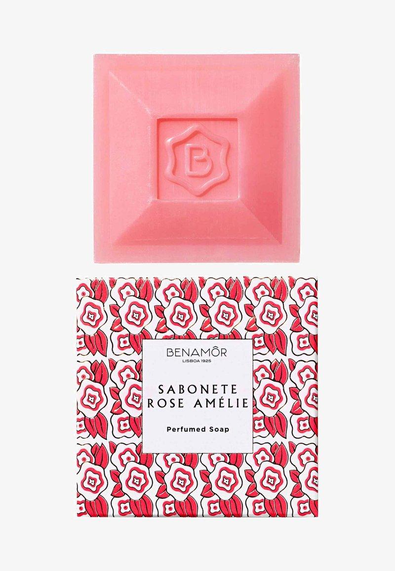 Benamor - SOAP 100G - Soap bar - rose amélie