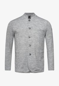 super.natural - WENGER - Zip-up hoodie - grey - 0