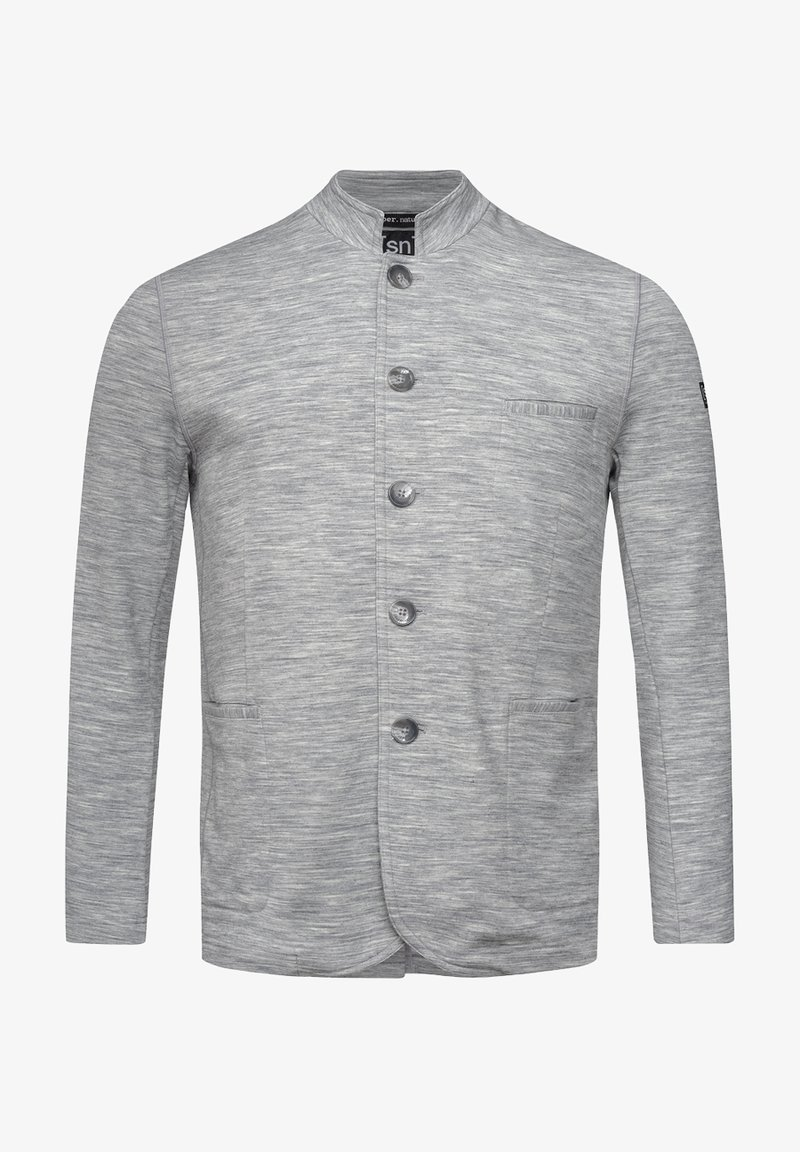 super.natural - WENGER - Zip-up hoodie - grey