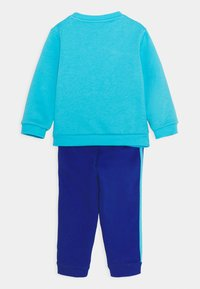 adidas Performance - Sweatshirt - brcyan/white - 1