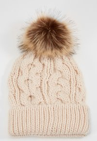 Barbour - PENSHAW CABLE BEANIE - Beanie - blush pink - 2