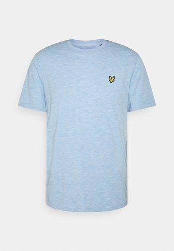 T-shirt med print - fresh blue