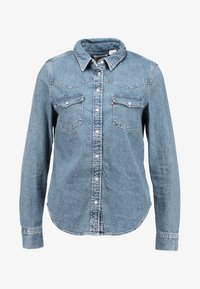 Levi's® - ULTIMATE WESTERN - Button-down blouse - livin' large - 4