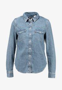 Levi's® - ULTIMATE WESTERN - Overhemdblouse - livin' large - 4
